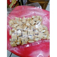 image of Bear Biscuits (Choco/Strawberry) 150g