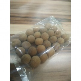 image of Dried Longan with Shell 带壳干龙眼 100g