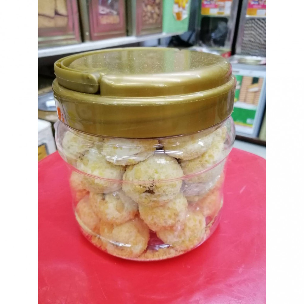 Pineapple Butter Cookies 凤梨一口酥 300g