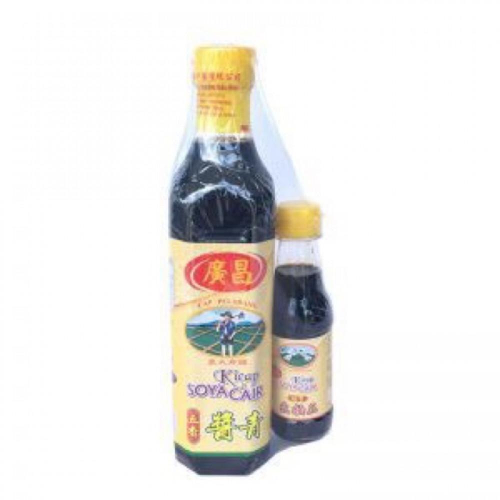 Kong Cheong Kicap soya sauce