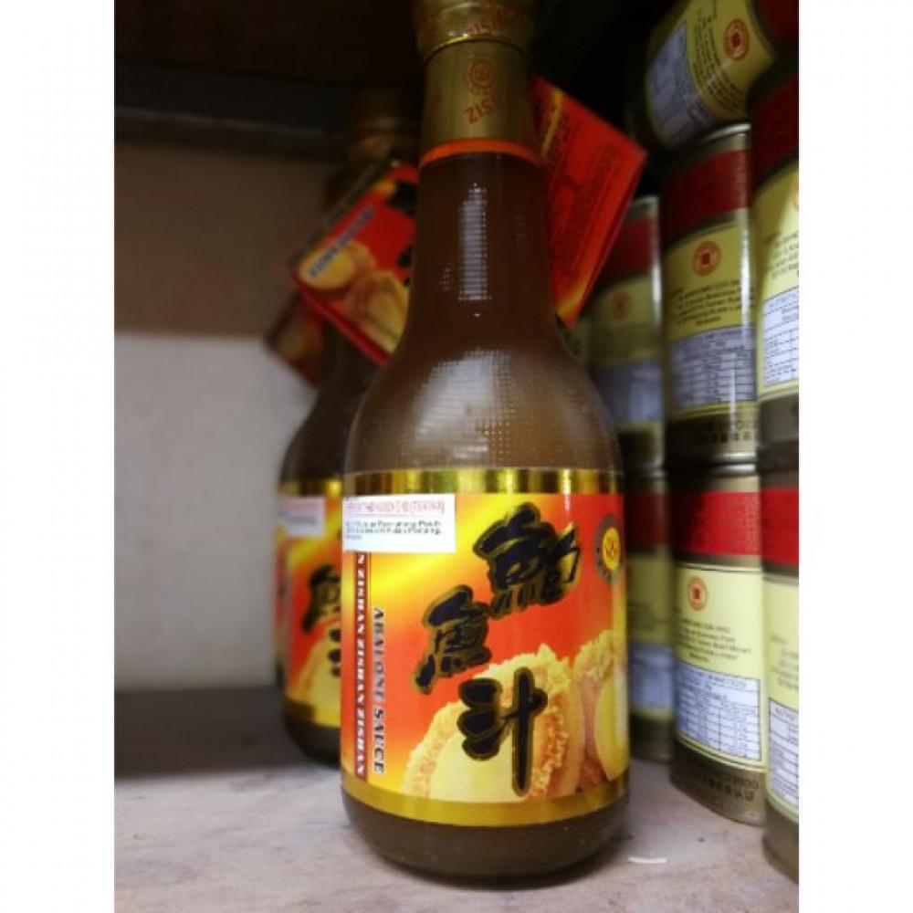 鮑魚汁abalone source