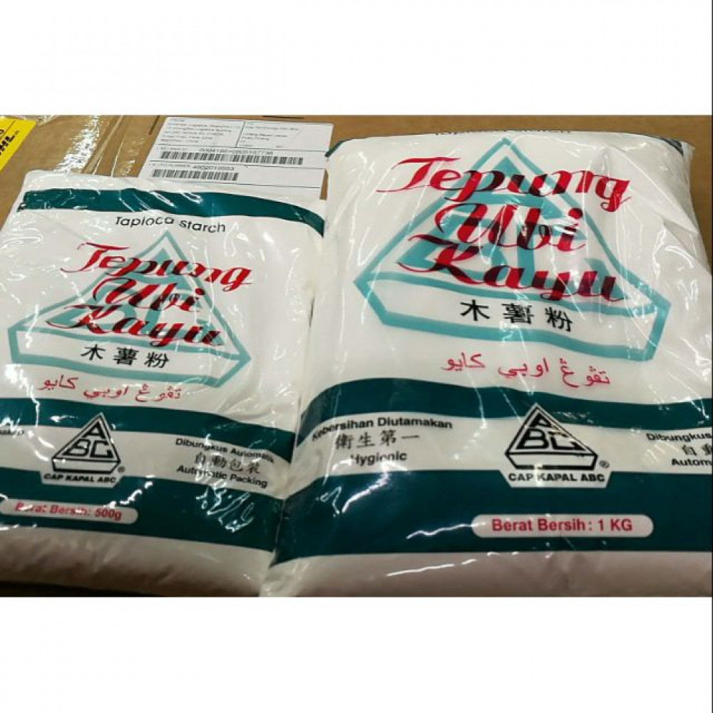 Tepung Ubi 木薯粉