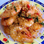 Instant Crispy Prawn With Cereal 麦片虾即煮料