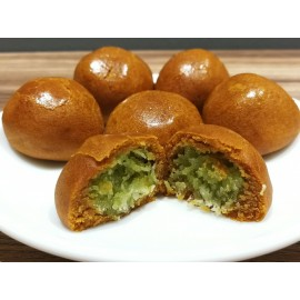 image of Penang Famous Hidden Bakery Mini Mooncake_Coconut Flavor