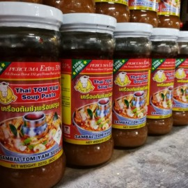 image of Thai Boy Tom Yam Paste FREE 55%