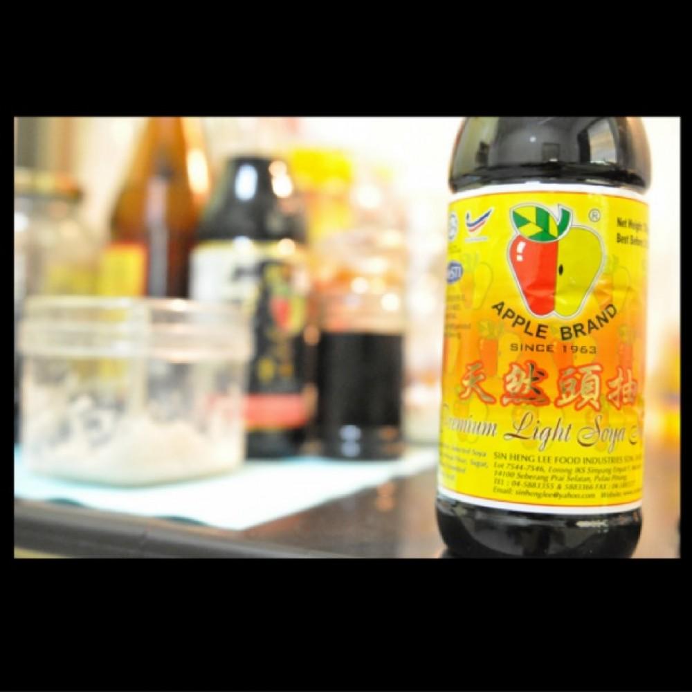Premium Light Soy Sauce Kicap 頭抽醬油