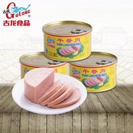 image of Gulong Lunch meat 古龙午餐肉 390gm