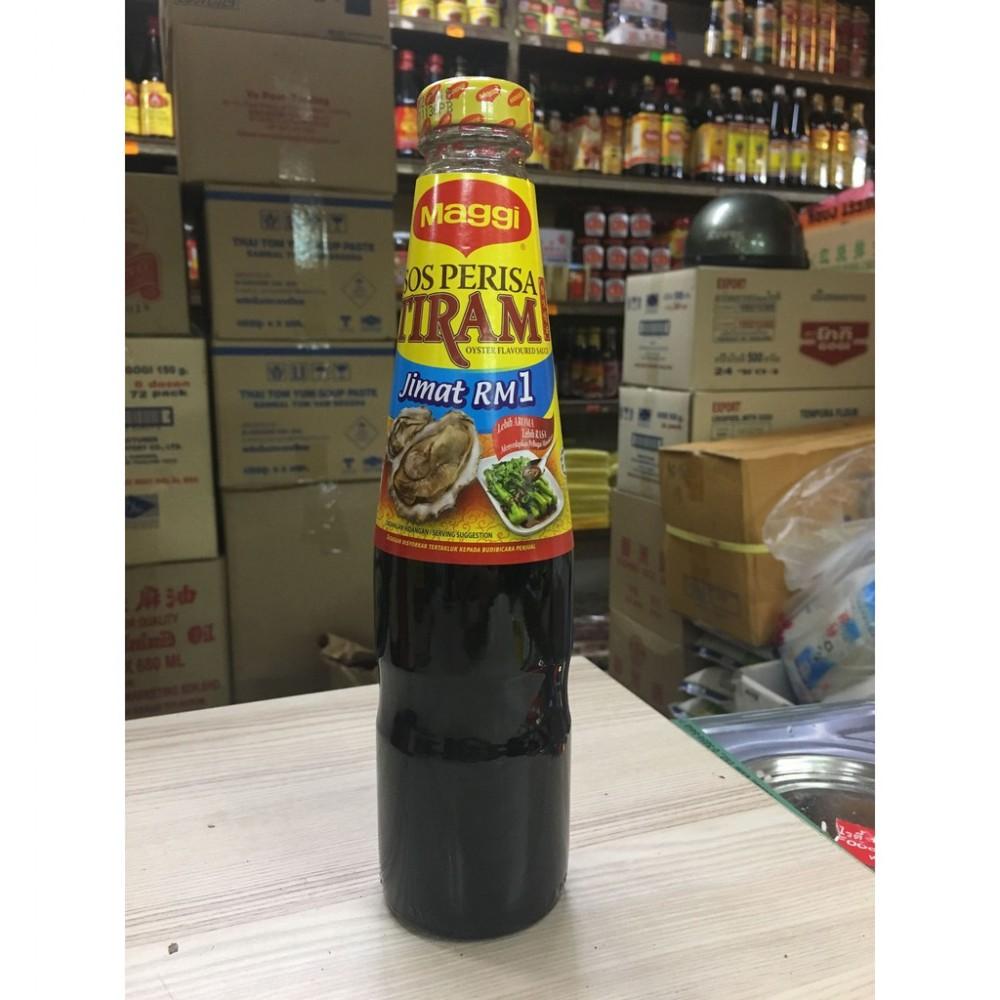 Maggi Oyster Sauce Sos Tiram 蠔油
