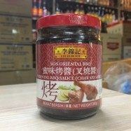 image of Sauce Oriental BBQ 李錦記叉燒醬 240gm