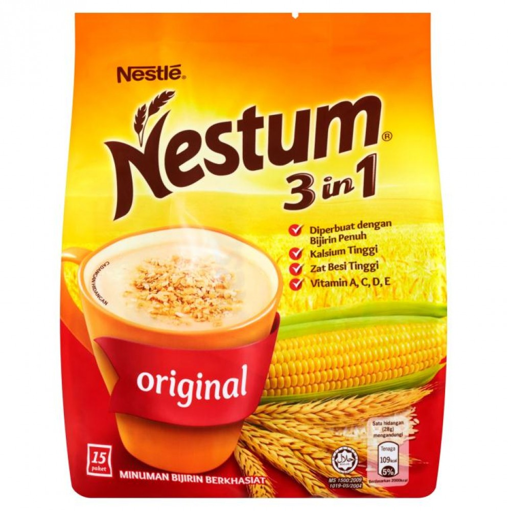 Nestle Nestum All In One Original 28gm*15's