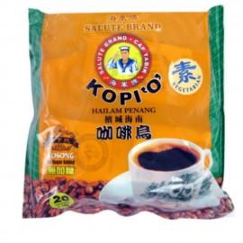image of Salute Brand Kopi 'O' Kosong 10gm*20
