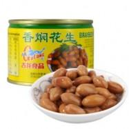 image of Gulong Braised Peanut 古龍香燜花生 170gm ( 2 bottle)
