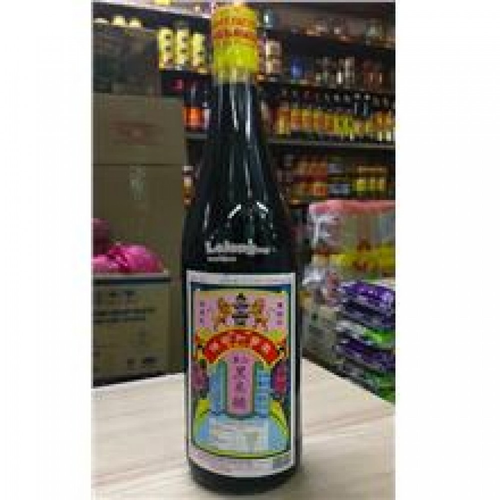 Penang Famous Cuka Hitam Vinegar 黑米醋 750ml