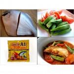 A1 Fish Head Curry Paste 海鮮咖喱醬料