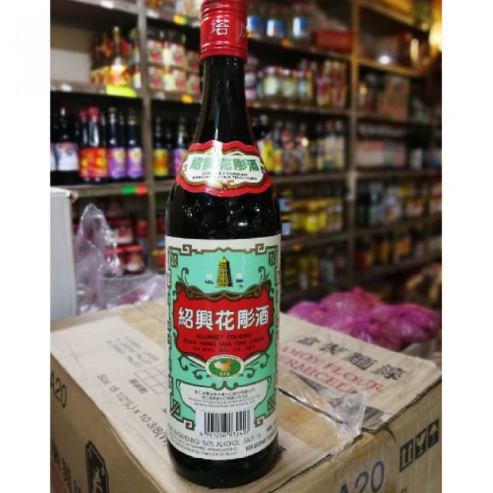 Gourmet cooking rice wine 紹興花雕酒