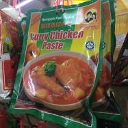 image of Curry Chicken Paste 夫妻牌咖哩雞醬料