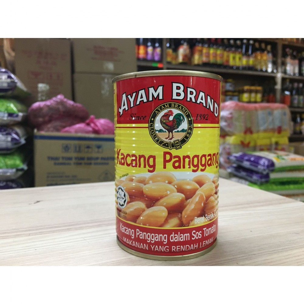 Ayam Brand Kacang Panggang dalam sos tomato 番茄汁豆