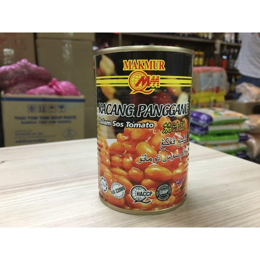 Kacang Panggang dalam tomato Sauce 番茄汁豆 425g