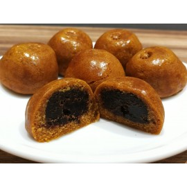 image of Penang Famous Hidden Bakery Mini Mooncake_Red Bean Flavor