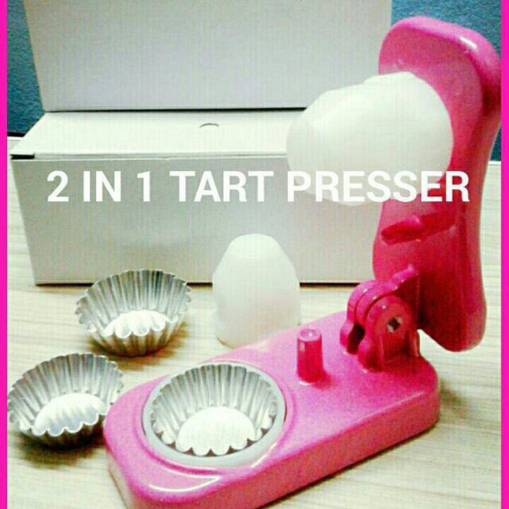 Tart Presser 2in1 - 4.5cm / 5cm