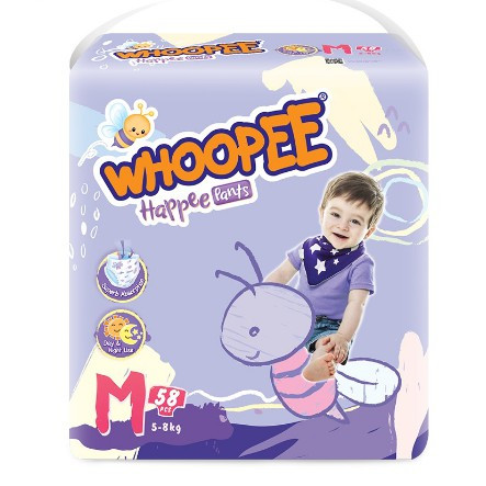 image of Whoopee Pants Mega Pack M58 / L48 / XL44 / XXL38 (2 Packs)