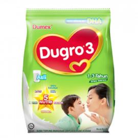 image of Dumex Dugro 3 Milk Powder 900g Asli / Coklat / Madu