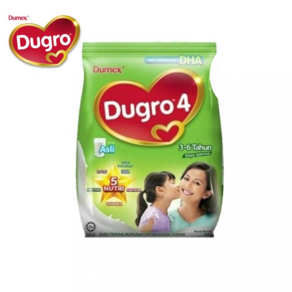 Dumex Dugro 4 Milk Powder 900g Asli / Coklat / Madu
