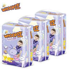 Whoopee Pants Mega Pack M58 / L48 / XL44 / XXL38 (3 Packs)