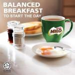Nestle MILO Activ-Go Chocolate Malt Powder Soft Pack (1kg)