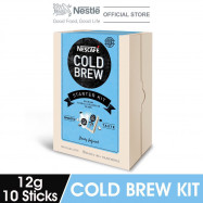 image of Nescafe Cold Brew Starter Kit, FREE 1 Glass Bottle [Imported from Korea]