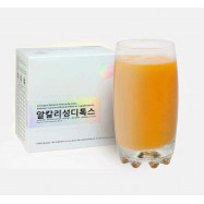 image of E-Detox Peach Detoxification Slimming 100% Organic