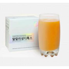 image of E-Detox Peach Detoxification Slimming 100% Organic