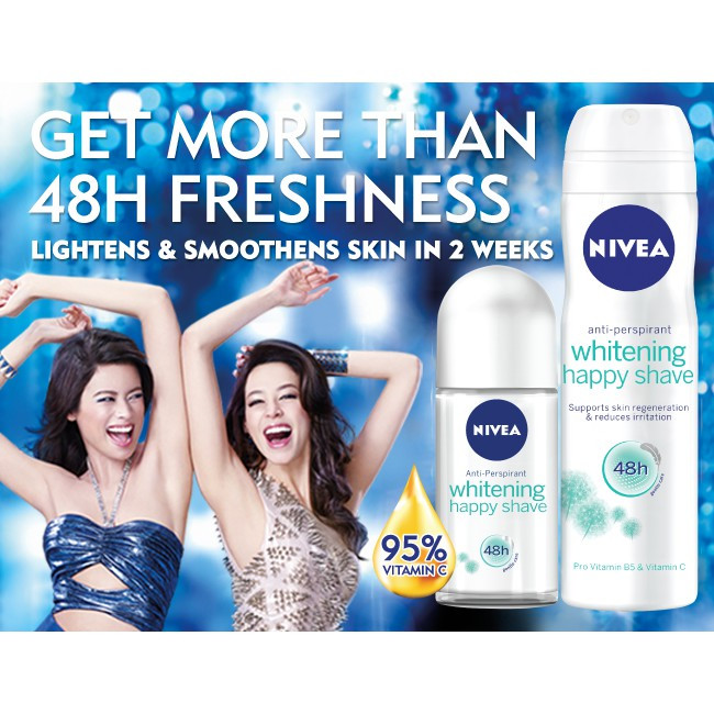 Nivea Women Deodorant Roll On 50ml