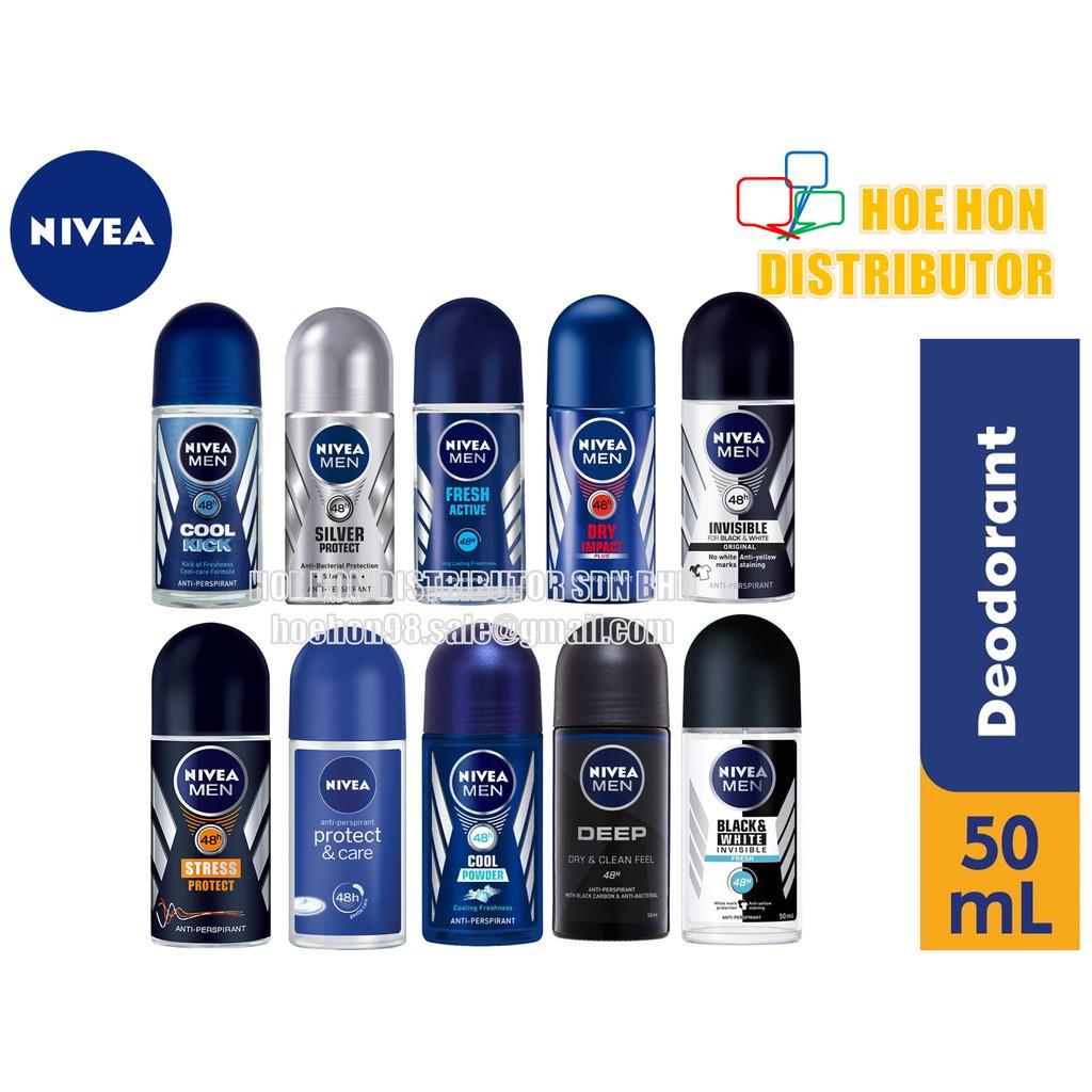 image of Nivea MEN Deodorant Roll On 50ml
