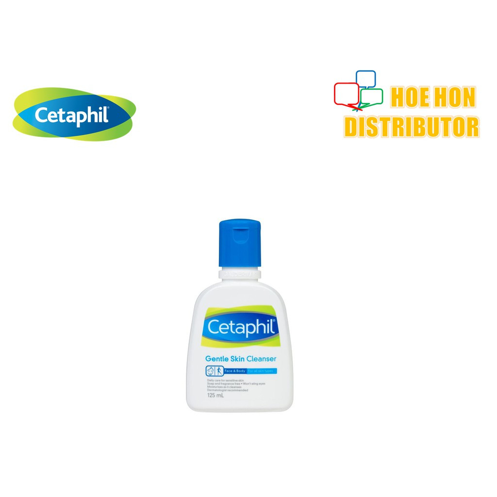 image of Cetaphil Face & Body Gentle Skin Cleanser 125ml Travel Pack P51252-2