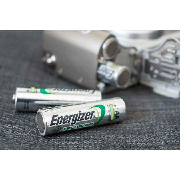 Energizer Powerplus AA / AAA Rechargeable Battery / Compact, Base, Pro Charger