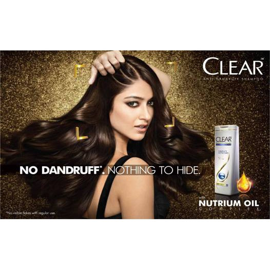 Clear Hair Shampoo 340ml / 350ml Cool Sport Menthol Hair Fail Ice Cool Menthol