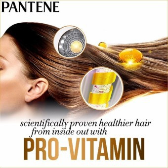 Pantene Hair Shampoo 750ML