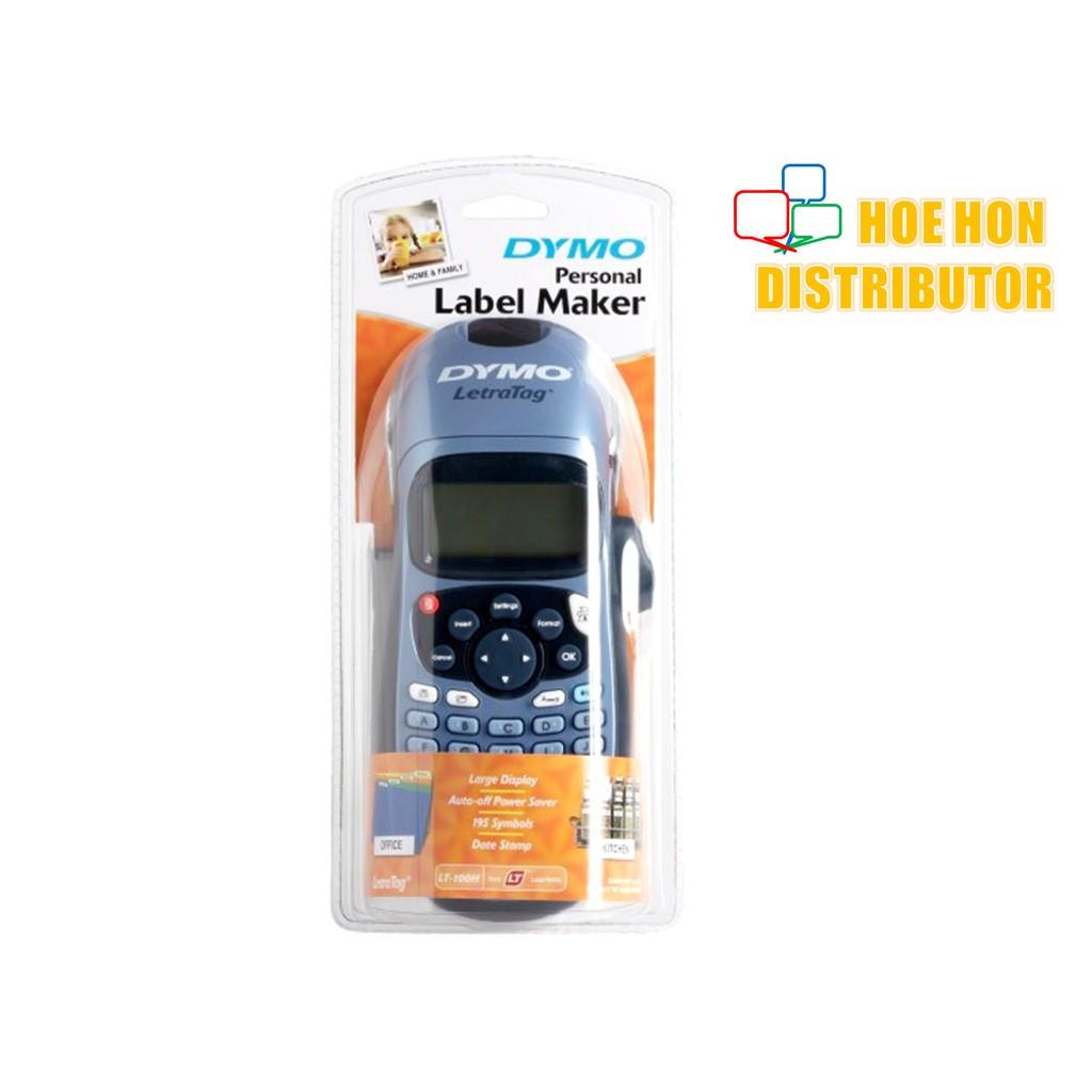 image of Dymo Letratag Label Marker / Printer LT-100H / LT 100H