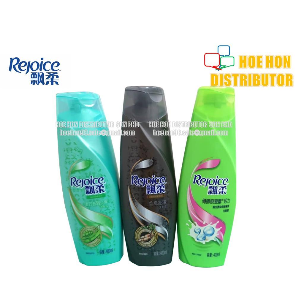 image of Rejoice Chinese Herbs Hair Shampoo 400ml (#320ml) #Herbal Shampoo