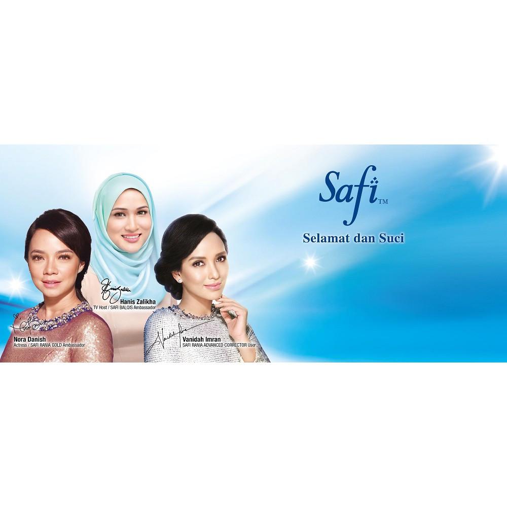 Safi Krim Kecantikan Kulit Lembut & Berseri / Facial Beauty Cream Aloe Vera 16g