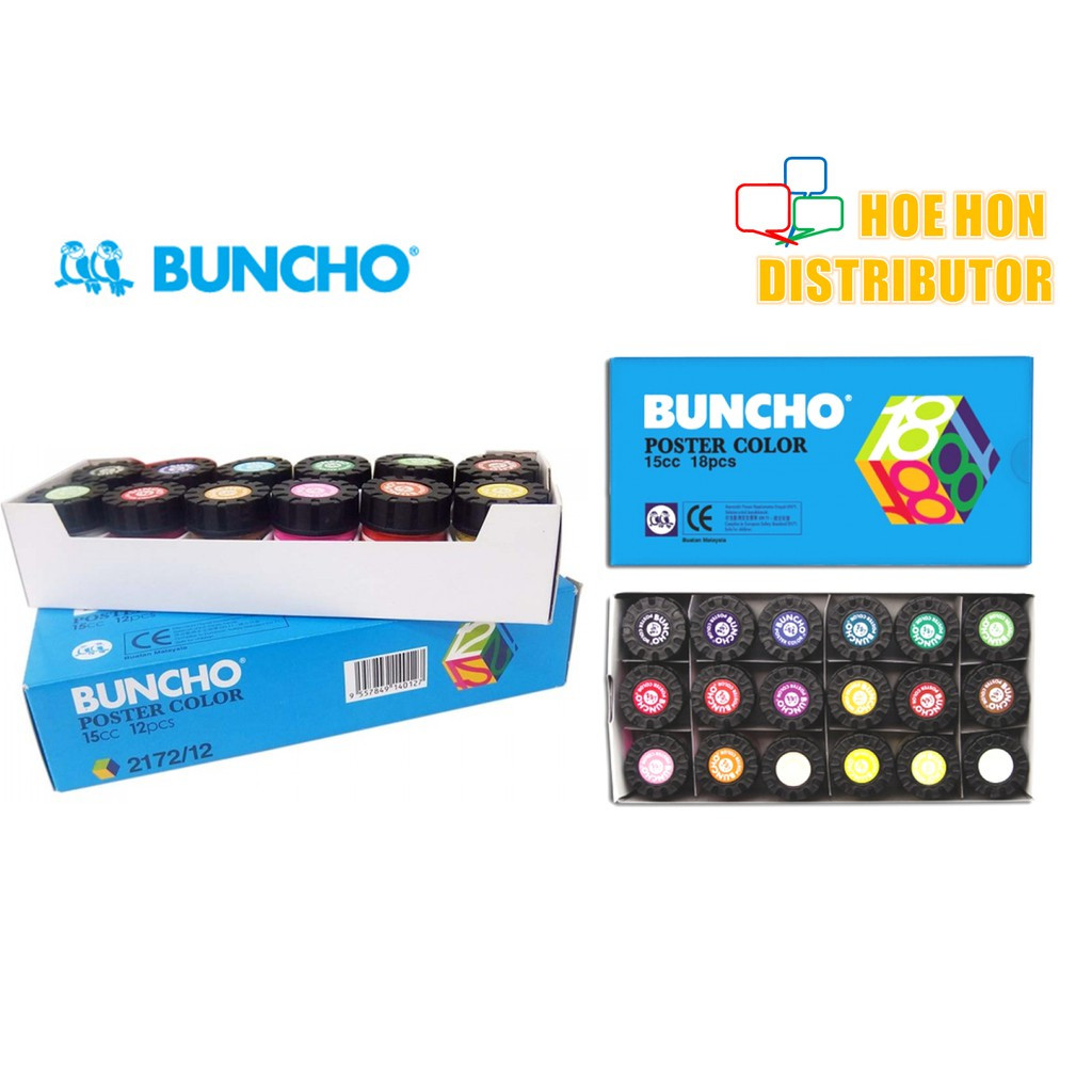 image of Buncho Poster Color / Colour 12 18