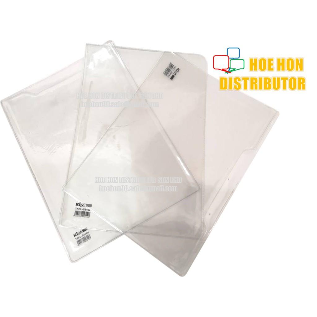 Transparent U Shape, C Shape, L Shape A4 Paper Folder / Holder / File