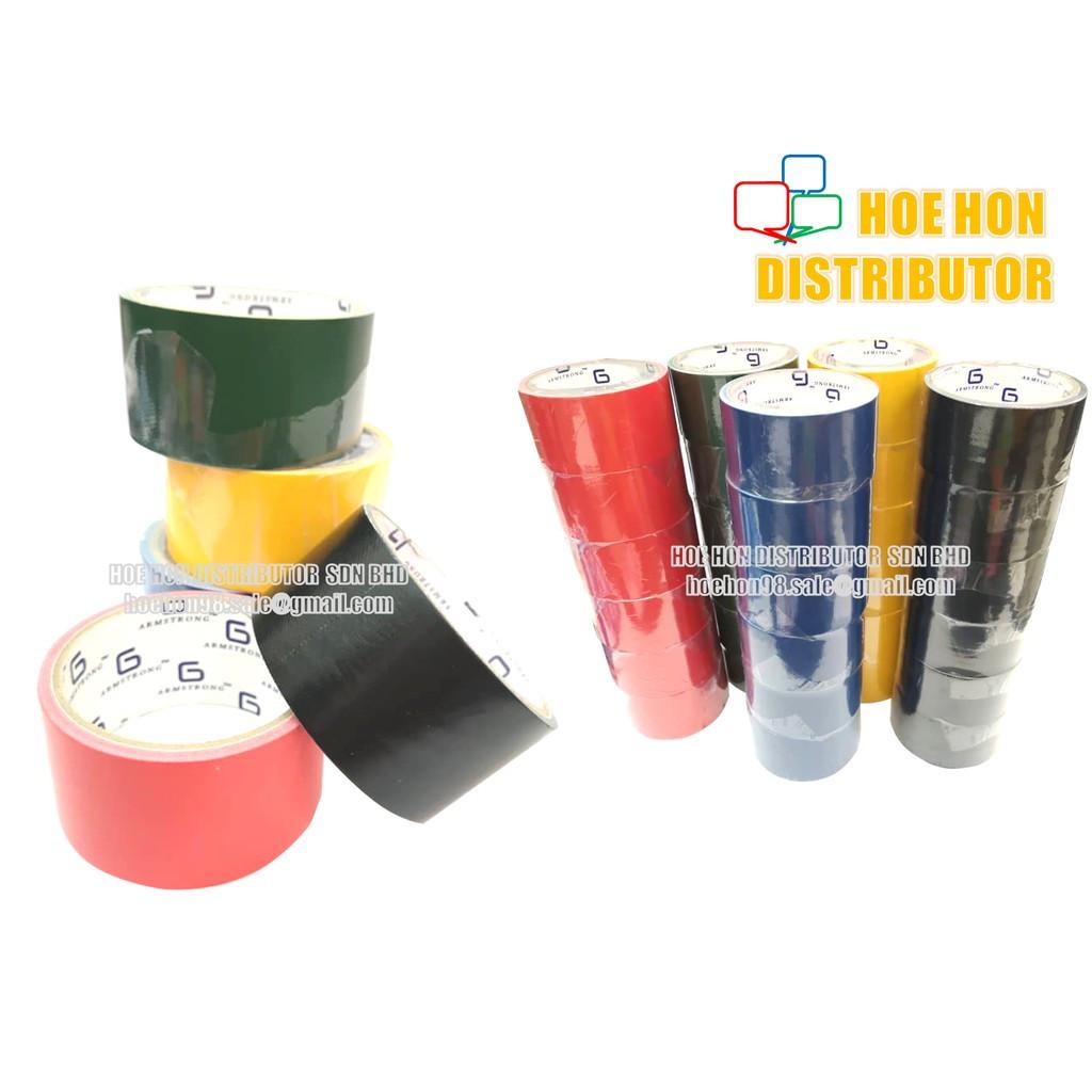 image of Binding / Cloth / Duct Tape 48mm X 4.6m (2 Inch X 5 Yard)
