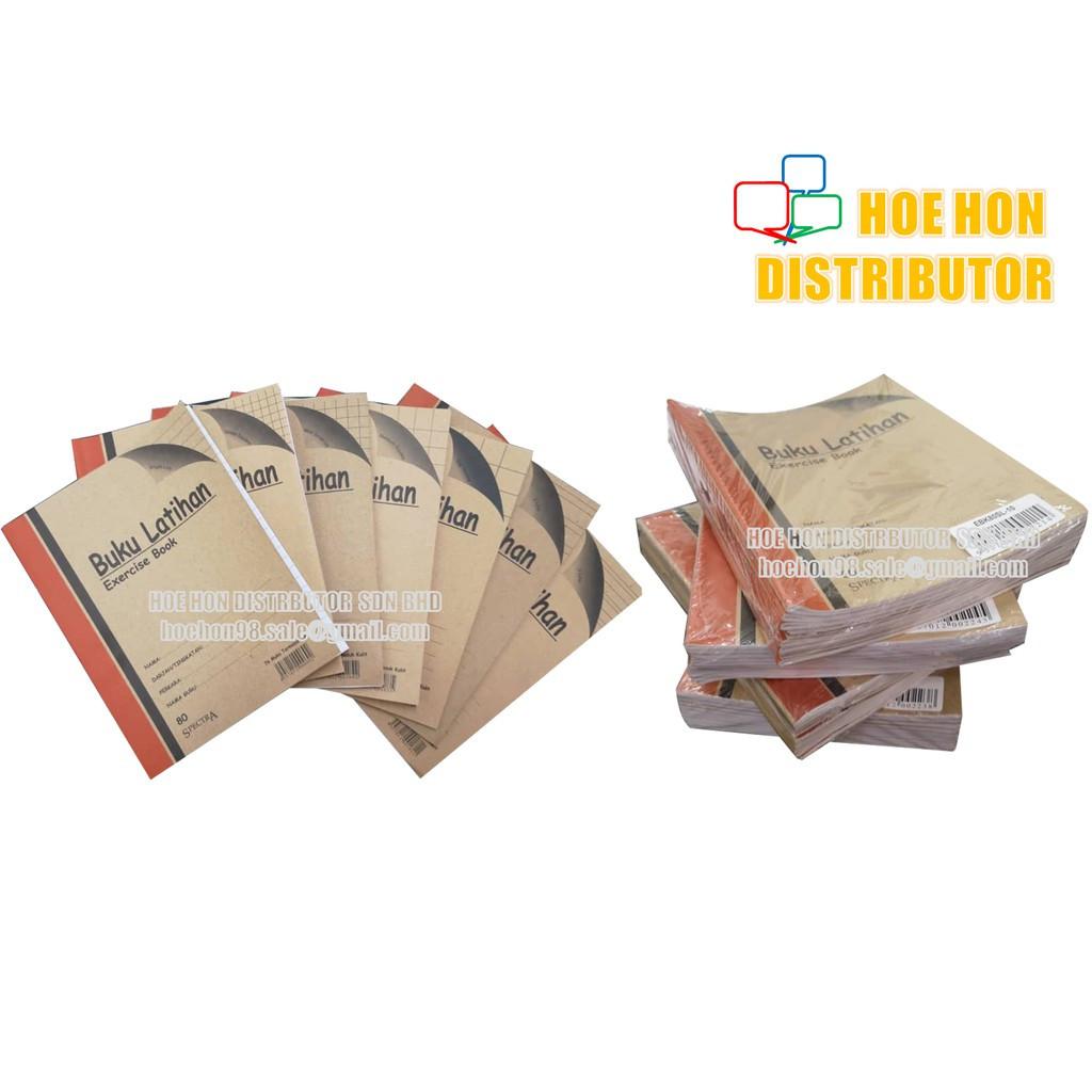 image of Kraft Buku Tulis Latihan / Exercise Note Book 80 Pages