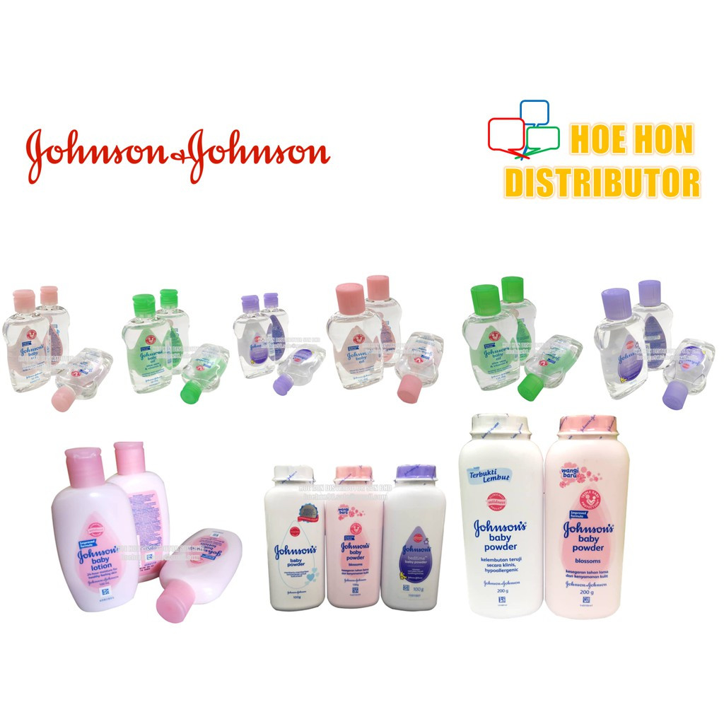 Johnson's Baby Regular Aloe Vera Bed Time Oil Lotion Powder