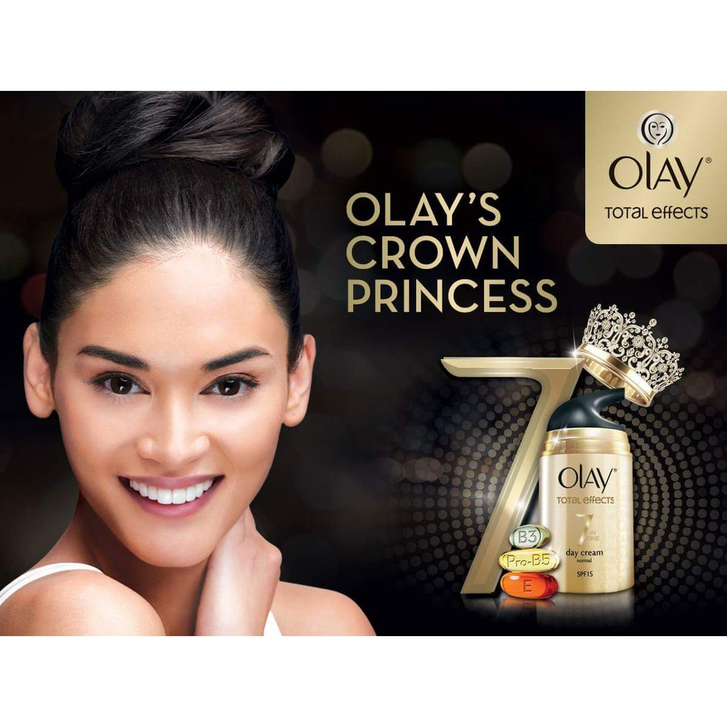 Olay Total Effect 7 In One Day Cream Gentle 50g