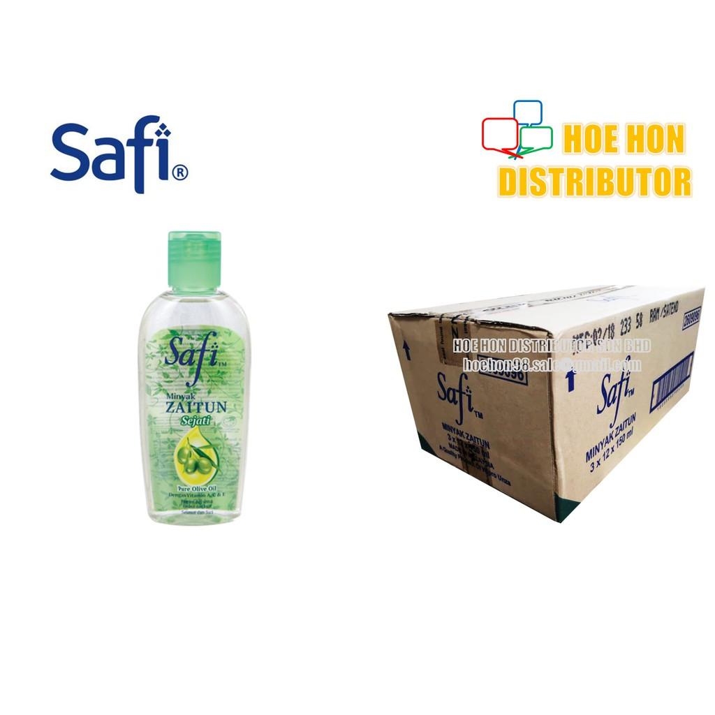 Safi Minyak Zaitun Tulen / Pure Olive Oil 150 Ml
