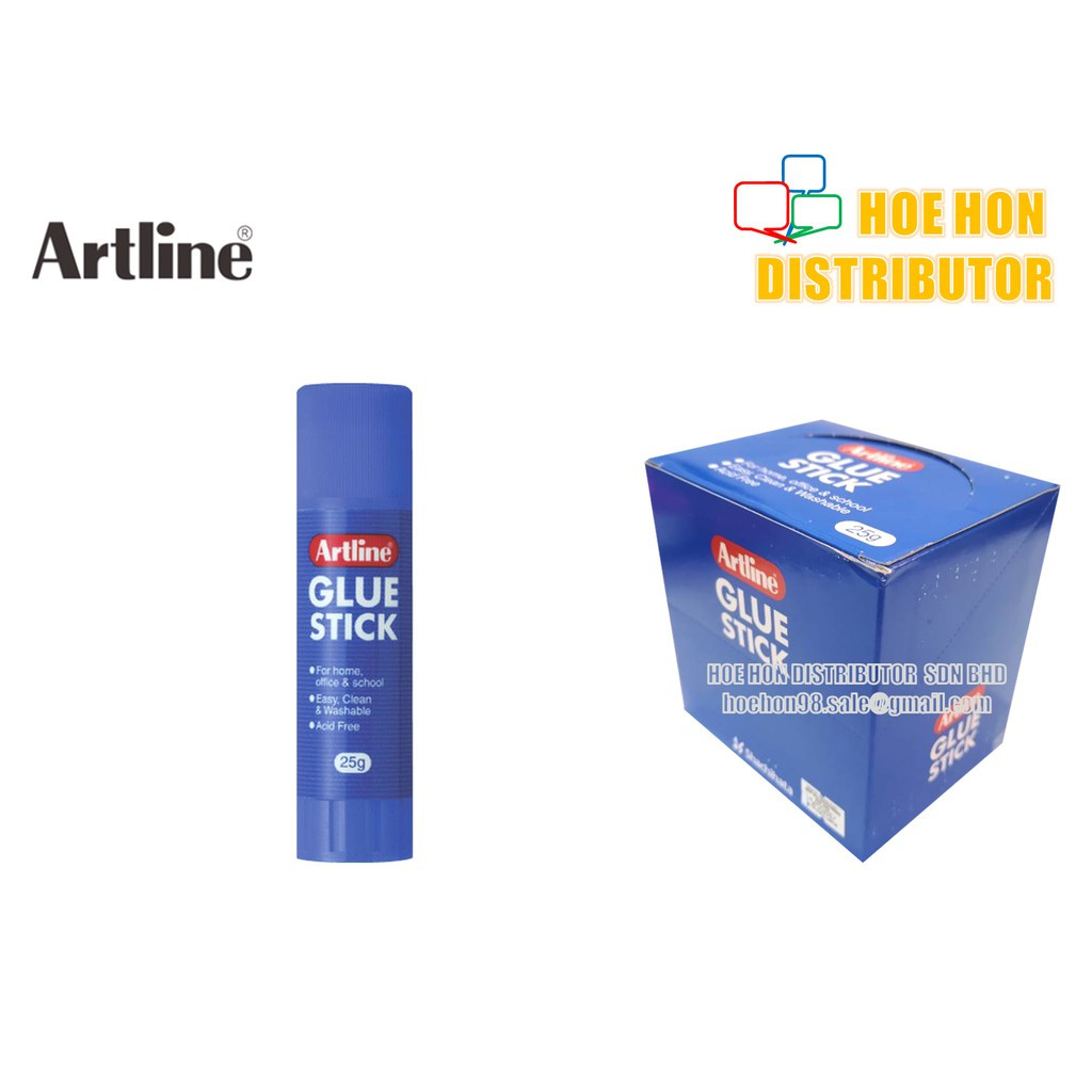 image of Artline Glue Stick / Gam Pekat 25g EG-25