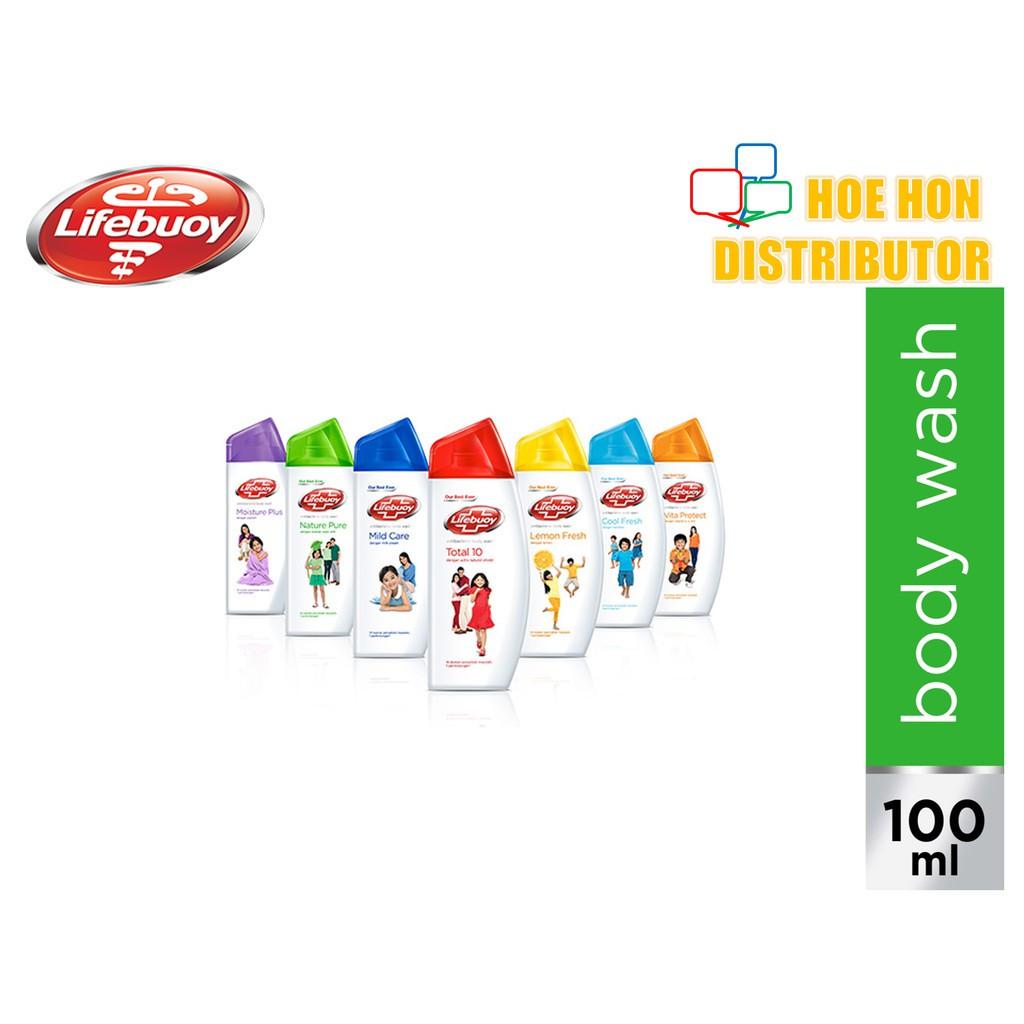 image of Lifebuoy Bodywash 100ml [Travel Size]